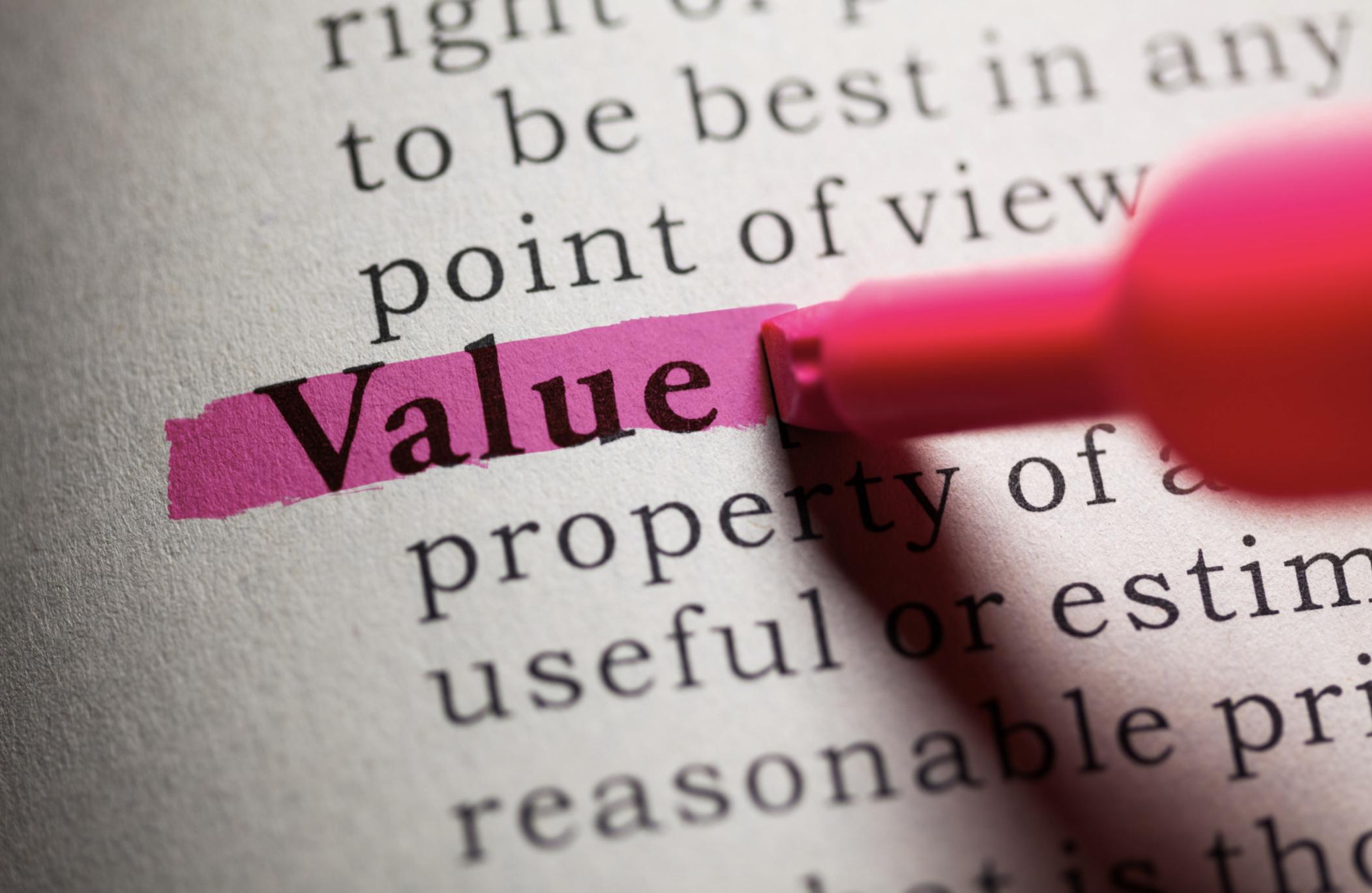 Reihe Unternehmenswerte – Teil Eins: Bedeutung von Unternehmenswerten für den unternehmerischen Erfolg